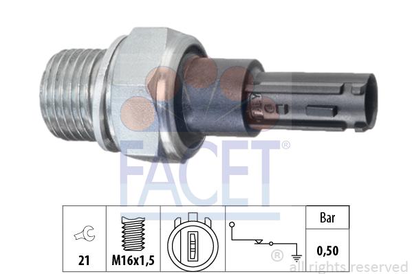 Peugeot Pression D/'huile Interrupteur Lucas 1131C5 1131K5 9661477580 qualité de remplacement