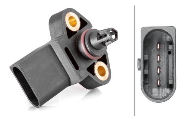 Magneti Marelli 215810006000/Capteur de pression dalimentation