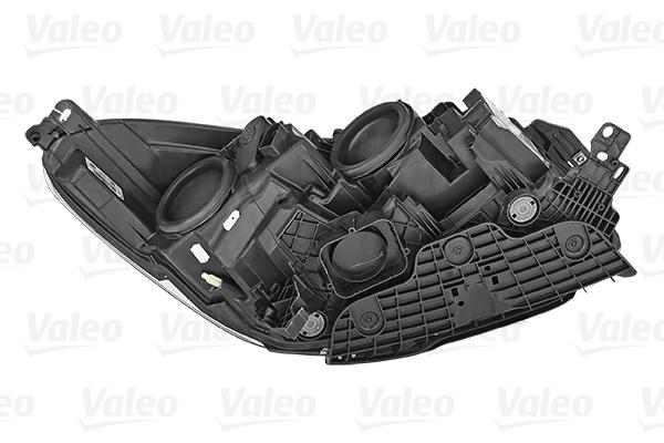 Valeo 046691 Projecteurs Valeo Noir