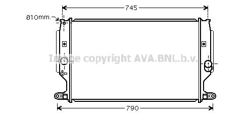 Filtre à air pour TOYOTA VERSO AUR20 2.0D 2009 sur 1AD-FTV Bosch 1780126020 Qualité