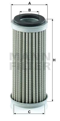 1x FEBI filtres hydrauliques 15761