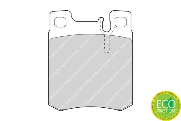 Bosch Plaquette De Frein Arrière Pour 0024200520 0024201620 0024204620 0024208020